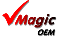 VMagic OEM HD Logo