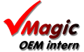 VMagic OEM intern Logo